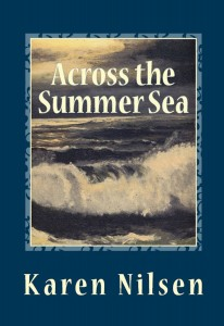 Across the Summer Sea Goodreads cover